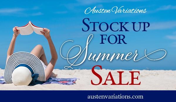 2020 Austen Variations Summer Book Sale