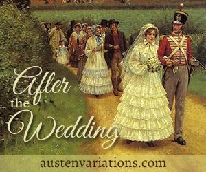 Darcy and Elizabeth: The Wedding Night